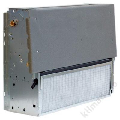 Galletti Estro F 12 F parapet / mennyezeti burkolat nélküli fan-coil front beszívással
