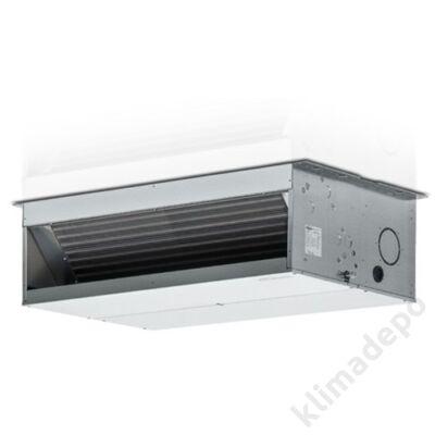 Galletti UTN 30A DF légcsatornázható fan-coil
