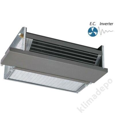 Ventherm HWA-E 6-2 légcsatornázható fan-coil - alsó beszívással