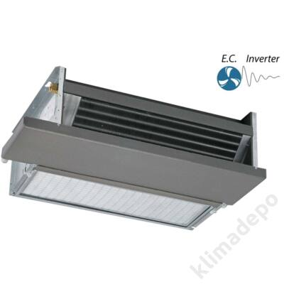 Ventherm HWA-E 4-4 légcsatornázható fan-coil - alsó beszívással