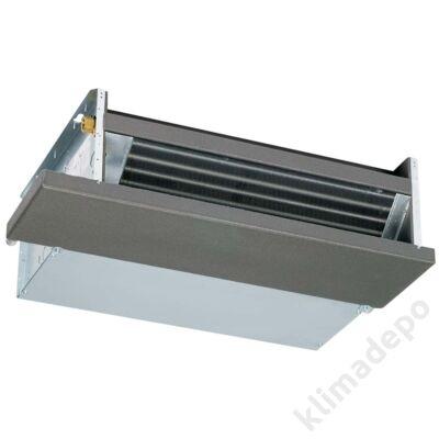 Ventherm HWB 10-4 légcsatornázható fan-coil - hátsó beszívással