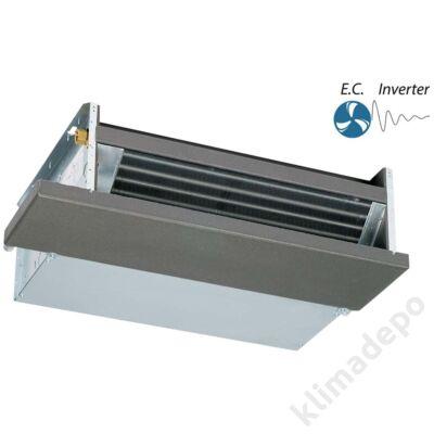 Ventherm HWB-E 3-4 légcsatornázható fan-coil - hátsó beszívással