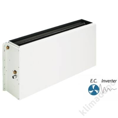 Ventherm VWX-E 3-4 magasnyomású légcsatornázható parapetes fan-coil