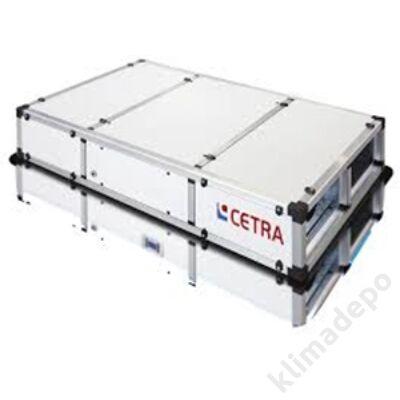 Cetra RPE X320O hővisszanyerős szellőztető - vízszintes kivitel
