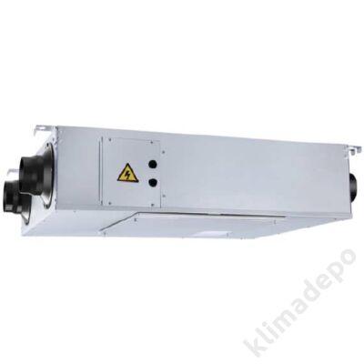 Fisher ERVQ-D250-2A1 központi hővisszanyerős szellőztető