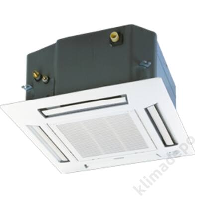 Panasonic KIT-E12-PB4EA inverteres kazettás monosplit klíma