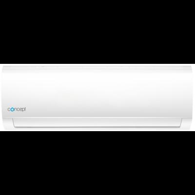 CONCEPT Pro 09K oldalfali inverteres klíma