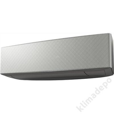 Fujitsu Design 2020 ASYG14KETAB / AOYG14KETA oldalfali inverteres klíma - Silver X Dark gray