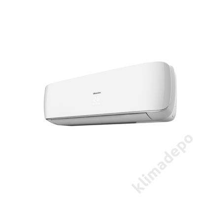 Hisense Mini Apple Pie - AS-09UR4SVETG5 oldalfali inverteres klíma berendezés