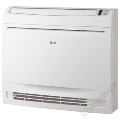 LG CQ09 / UU09W inverteres parapet monosplit klíma