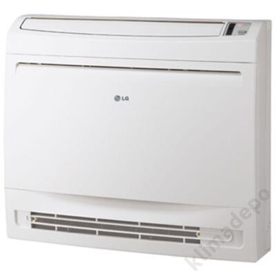 LG CQ12 / UU12W inverteres parapet monosplit klíma