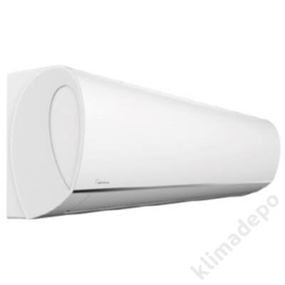 Midea Blanc DC - MSMAAU-09HRDN1 oldalfali inverteres klíma