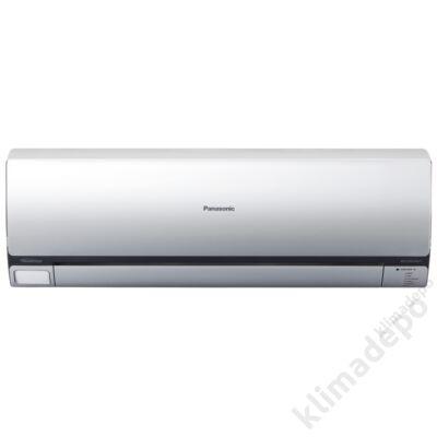 Panasonic Etherea Inverter Plus Silver - KIT-XE7-QKE oldalfali inverteres klíma