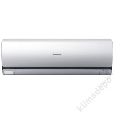 Panasonic Etherea Inverter Plus Silver - KIT-XE12-QKE oldalfali inverteres klíma